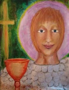 A Joan of Arc among women