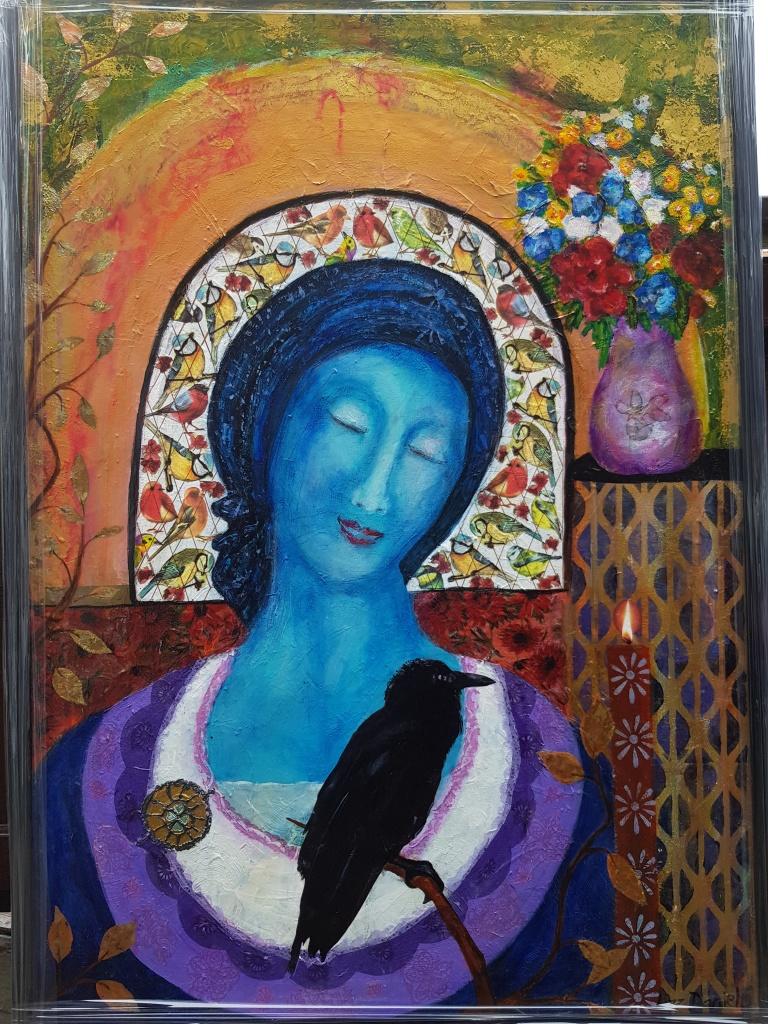 Homage to Bird Woman