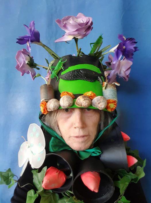 Hats in a Pandemic #25 Gardener's Nightmare